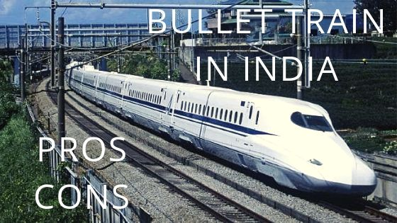 BULLET TRAIN IN INDIA IS IT NEEDED