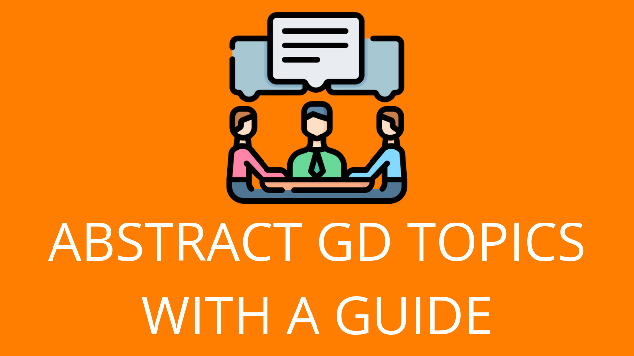 ABSTRACT GD TOPICS