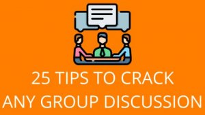 Tips to crack GD