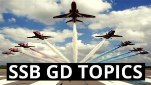SSB GD Topics with answers