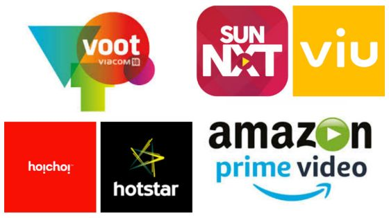 growth of ott platforms in India