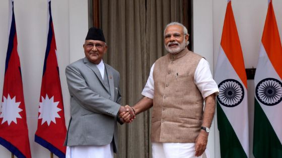 India Nepal Border tension