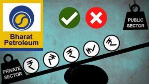 why bpcl is being sold