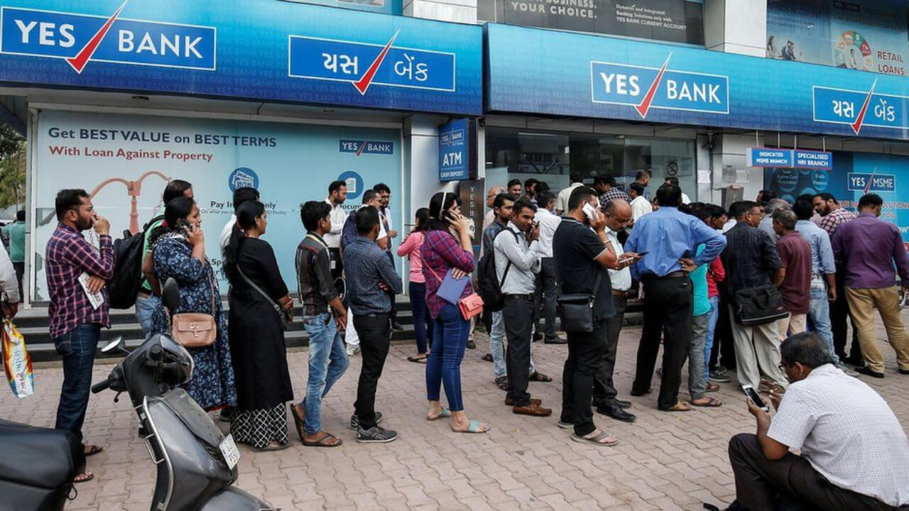 yes bank npa recovery