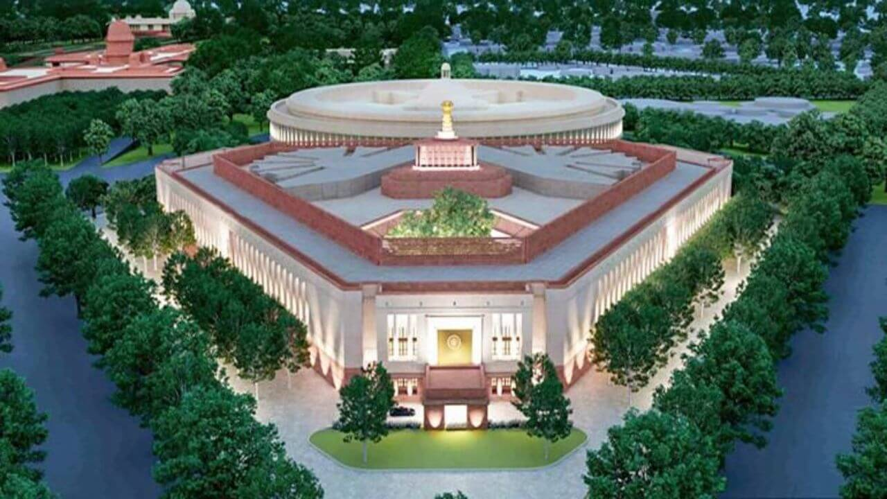 Does India need new parliament building