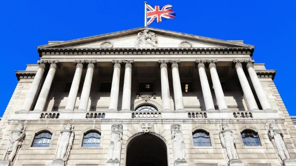 Bank of England Central Bank Digital Currency